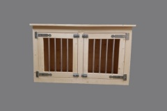 2-deurs-Hondenbench-in-steigerhout