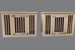 2-dezelfde-hondenbenchen-van-hout