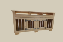 Bench tv meubel met lades