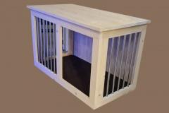 Honden-bench-meubel-met-opening-zonder-deur